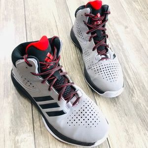 Adidas | Kid's Cross Em Up Basketball Shoes